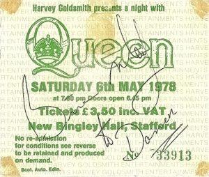 Teenage Tales of Queen via Ten Objects