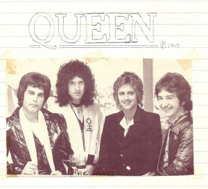 Teenage Tales of Queen via Ten Objects